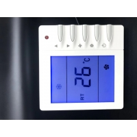 Buy cheap 2 pipe 4 pipe digital programmable room air conditioner thermostat from wholesalers