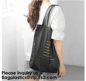Quality TYVEK BAGS, WATERPROOF TYVEK HANDBAG, TOTE BAG, DUPONT PAPER REUSABLE BAG, TYVEK FOLDABLE, TYVEK PAP for sale