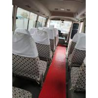 Quality Japan Brand price Used LHD coaster bus used Luxury coach bus for sale second hand diesel/petrol car hot sale for sale