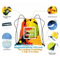 Quality POLYESTER NYLON BAGS, BASKET, ECO CARRIER, REUSABLE TOTE BAGS, SHOPPING HANDY HANDLE VEST, FOLDABLE for sale
