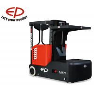 China EP  electric lithium-ion battery optional platform Medium level assist vehicle order picker lift JX0 on sale