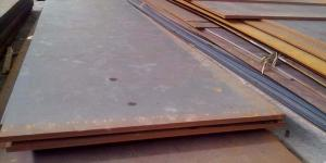 Quality GB/T Q295NH/ Q355NH Weathering Steel Sheet With Atmospheric Corrosion Resistant for sale