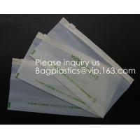 Buy cheap SLIDER LOCK BAG, PP SLIDER ZIPPER BAGS, WATER PROOF BAGS, GRID SLIDE SEAL BAGS, from wholesalers