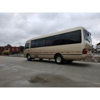 Quality Good Performance 30 Seats Passenger Car TOYOTA COASTER Used Medium Luxury Coach Bus for sale