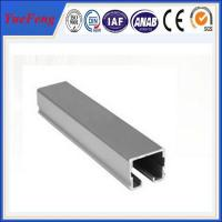 Quality Alloy 6063 / 6061 Aluminum Extrusion Profiles Channel For LED Lighting for sale