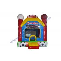 Quality Inflatable Sport Dream Bouncer for sale
