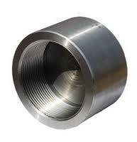 Quality duplex stainless ASTM A182 F58 threaded cap for sale