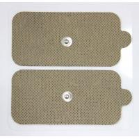 Quality Self-adhesive Reusable TENS Pads , Transcutaneous Electrical Nerve Stimulator For Pain Massage for sale
