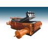 Buy cheap 1000 Tons Double Main Cylinder Scrap Baler Machine Scrap Metal Press machine from wholesalers