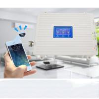 China mobile phone signal booster repeater GSM home amplifier 2g 3g 4g with antenna for indoor using for sale