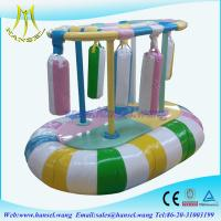 Quality Hansel children electronic indoor soft play equipment for sale