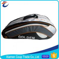 Buy cheap Outdoor Men Custom Tennis Racket Bag / Sports Gym Bag 70x60x20 Cm Size from wholesalers