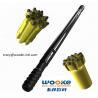 Rock drilling tools thread bits top hammer rock tools for sale