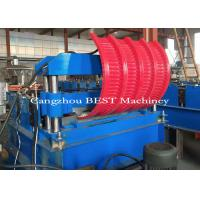 Quality IBR Roofing Sheet Crimping Machine Accessory Equipment With High Working Efficiency for sale