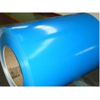 Buy Custom Cut JIS, CGCC Soft Commercial nd Lock forming Prepainted Color Steel Coils / Coil at wholesale prices