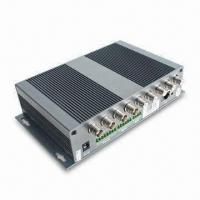 Quality 4-channel DVS, Supports Remote System Update in the Web Server, PAL/NTSC Composite Video-NS4000 for sale