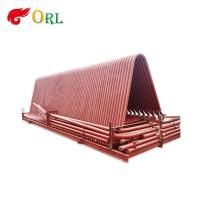 Quality Power Station Gas Boiler Water Wall Construction Panel ORL Power ASTM Certification for sale