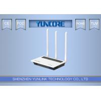 China Smart WIFI 11n Wireless Router IEEE 802.11b/G/N With 3pcs External 5dBi Antenna on sale