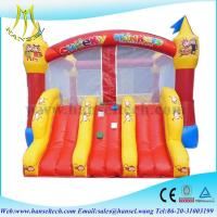 Buy cheap Hansel fantastic monkey intex inflatable slide in backyard from wholesalers