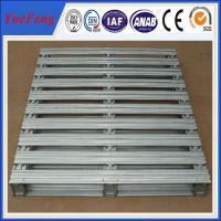 Quality Customised Aluminum Alloy Pallet, Metal Pallet, buy pallets for sale