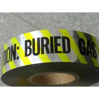 Quality Printing Underground Detectable Tape for sale