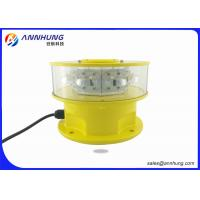 Buy Medium Intensity ICAO FAA L-864 Aeronautical Obstruction Light Led For Chimney And Tower at wholesale prices