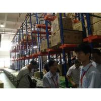 Quality Assembling Lines Drive In System , Material Handling Racking Systems With Large Capacity for sale