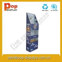 Quality Promotional Foldable Corrugated Display Stands For Advertising for sale