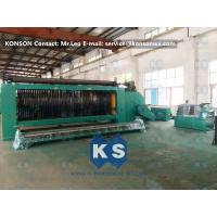 Quality Double Twist Wire Mesh Making Machine , Hexagonal Wire Netting Gabion Production Line for sale