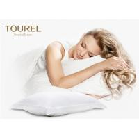 Quality Soft Hotel Style Duck Down High End Sleeping Pillows Inner Luxury Pure White for sale
