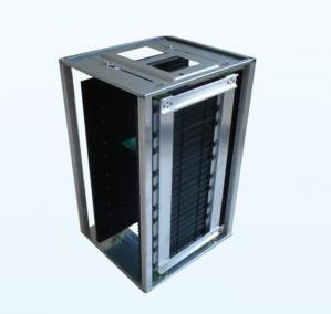 Quality Electronic ESD PCB Magazine Racks, Antistatic racks for sale