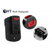 Quality 18V 2000mAh Rechargeable Nicad Batteries for A1718 Black And Decker Batteries for sale