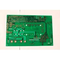 Quality Gold Plated FR4 Rigid Multilayer PCB Manufacturing , Power Control LED PCB Immersion silver for sale