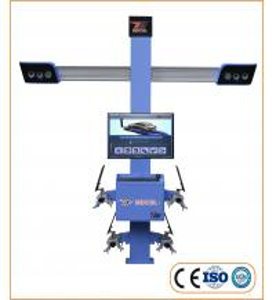 "Quality 533cm Wheelbase 26"" Rim 3D Wheel Alignment Machine T50 for sale"