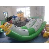 Buy Double Inflatable Water Totter Game For sale at wholesale prices