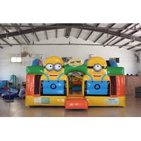 Quality Inflatable Despicable Me playground for sale