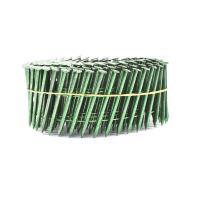 Quality Smooth Ring Screw Shank Pallet Coil Nails Pneumatic Fasteners Diamond Point for sale