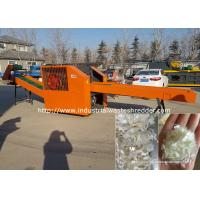 Quality Waterproof Fiberglass Mesh Cloth Cutting Machine Fiberglass Drapery Shredder for sale