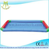 Quality Hansel Perfect customized inflatable water pool inflatable ball pool for sale