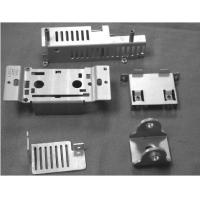 Titanium and Anodization Alloy Metal Stamping Parts, CNC Machining Precision Parts