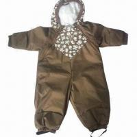 Quality Children's Overall, Waterproof and Breathable for sale