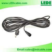Waterproof DC Quick Connector Cable For LED Camp Light for sale