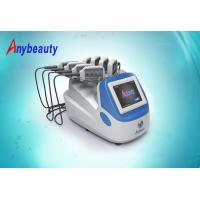 Buy 3 Size Portable Lipo Laser Slimming Machine for cellulite removal 100 - 240V AC at wholesale prices