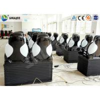 Buy Entertainment 5D Simulator Cinema Seats With Motion Effect / Electric System at wholesale prices