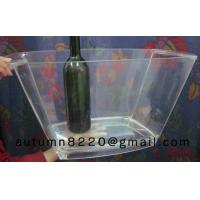Quality large stainless steel ice bucket for sale