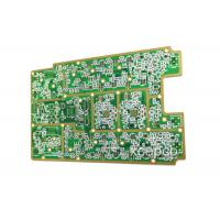 Quality Microwave Rogers PCB / RF Rogers 4003 Immersion Gold Printed Circuit Boards 3OZ for sale