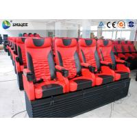Quality Pneumatic 4D Movie Theater With Motion 4D Chair For Futuristic Cinema for sale