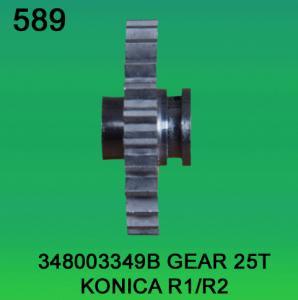 Quality 348003349B / 3480 03349B GEAR TEETH-25 FOR KONICA R1,R2 minilab for sale