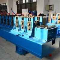Quality Hydraulic Punching Cable Tray Roll Forming Machine , Rolling Form Machine Cr12mov for sale