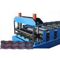 Quality CE Sheet Metal Roll Forming Machines , Roofing Sheet Making Machine for sale
